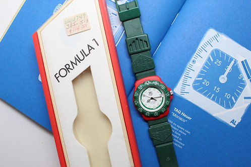 Tag Heuer Formula 1 384.513/1 With Original Box and Papers