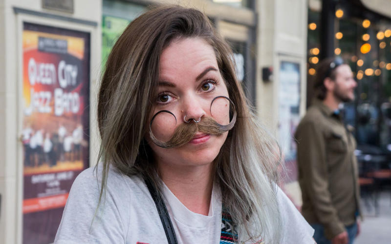 """Texas Monthly """"Meet the Women In the World of Competitive Bearding"""