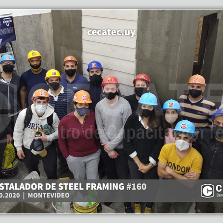 Instalador de Steel Framing #160