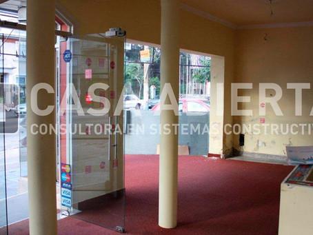 2010 | Reforma de local