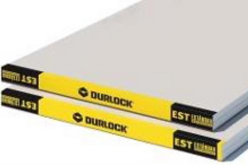 Placa de yeso regular Durlock 1,20x2,40x7,00