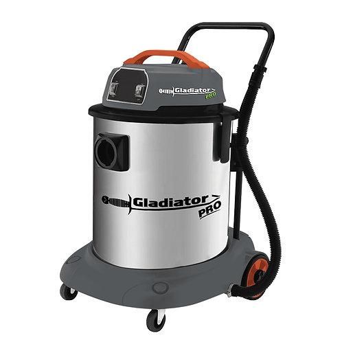 Aspiradora seco-húmedo 70L -2 motores 1500W-