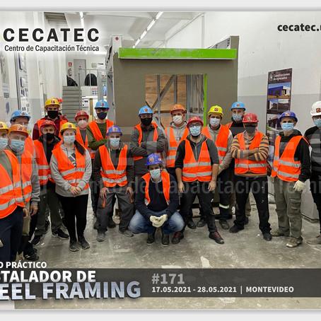 Instalador de Steel framing #171