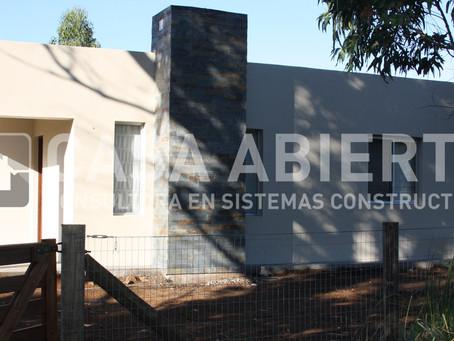 2013 | Construcción de vivienda en Steel Framing. Punta Negra, Maldonado