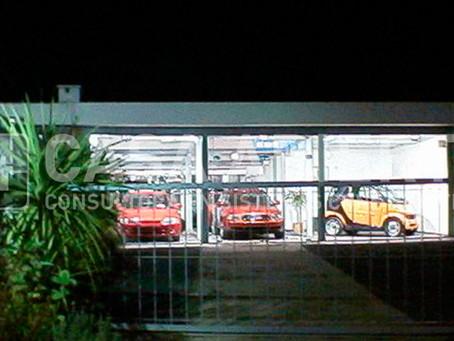2001 | Reforma de local