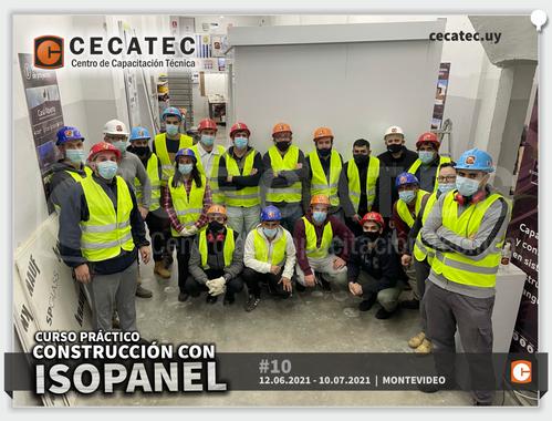 Construcción con Isopanel #10