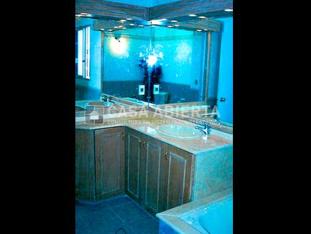 2001 | Reforma de baño