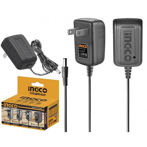 Cargador batería Litio 12V INGCO