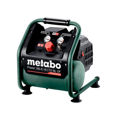 Compresor a batería POWER 160-5 18 LTX BL OF - Sin batería -