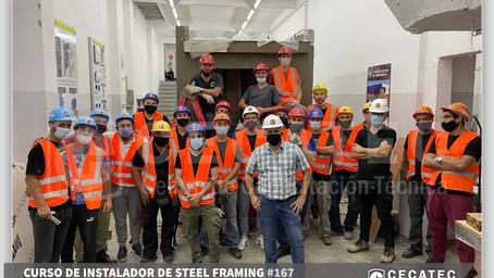 Instalador de Steel framing #167