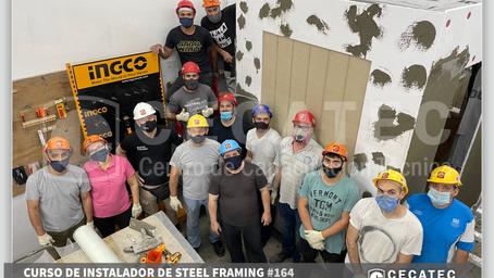 Instalador de Steel Framing #164