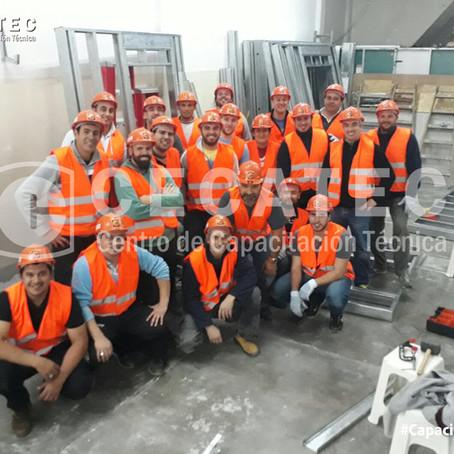 Instalador de Steel framing #78, Montevideo / Maldonado