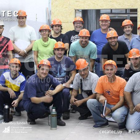 Instalador de Steel framing #99, Montevideo