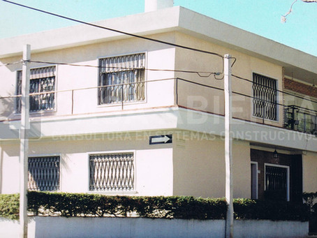 2001 | Construcción de segunda planta. José Catalá y Dulcinea