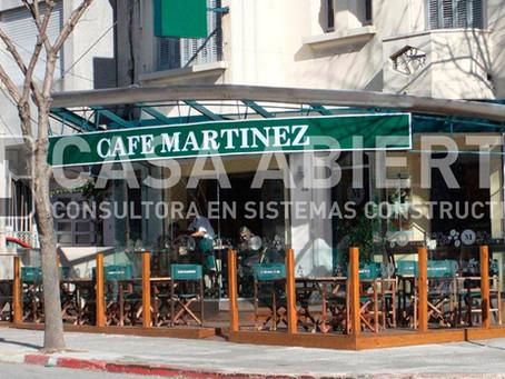 2010 | Reforma de local. Café Martínez