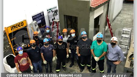 Instalador de Steel Framing #163