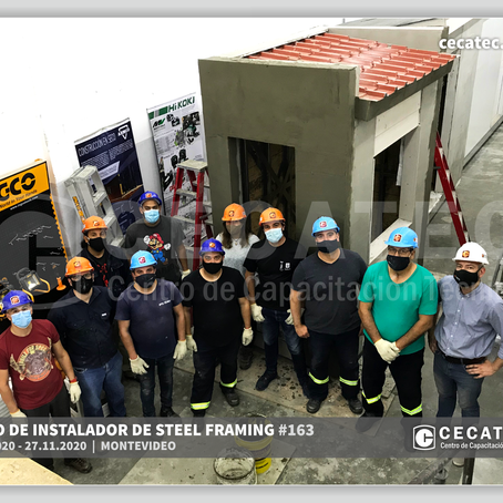 Instalador de Steel Framing #163