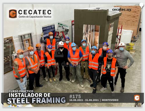 Instalador de Steel Framing #175