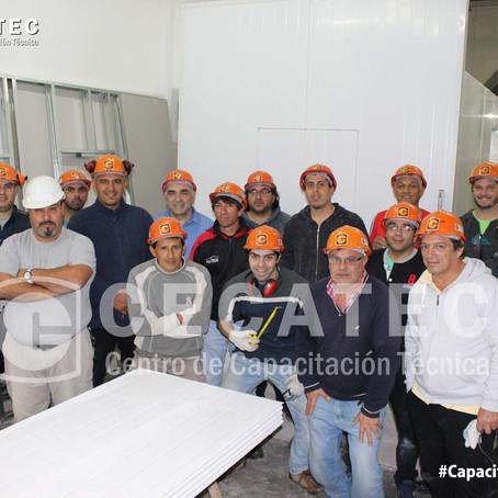 Construcción con panel sándwich #2, Montevideo