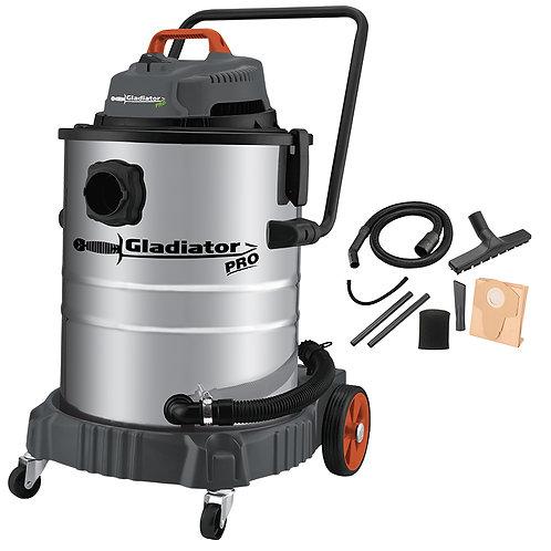Aspiradora seco-húmedo 70L 1600W Gladiator