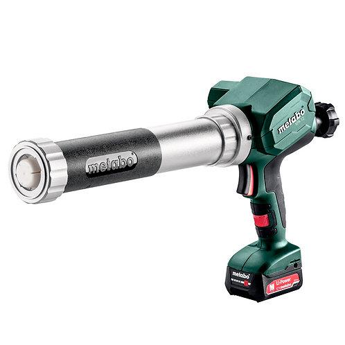 Pistola para aplicar silicona a batería KPA 12 400