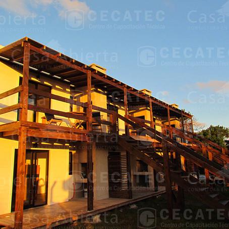 Construcciones de egresados: La Paloma
