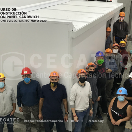 Construcción con Isopanel #7, Montevideo