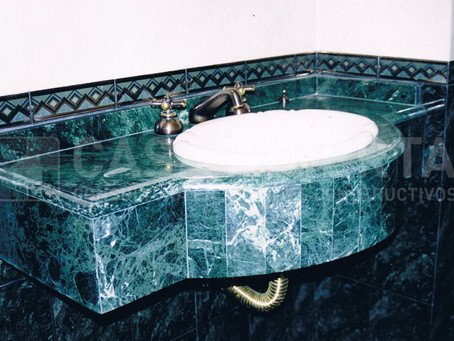 1997 | Reforma de baño