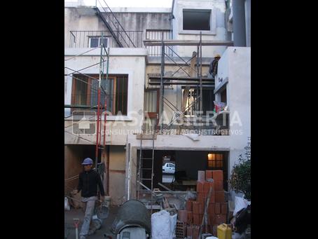 2007 | Reforma de vivienda