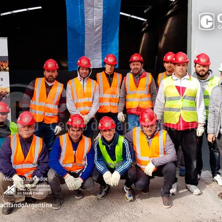 Instalador de Steel framing #105, La Plata (ARG)