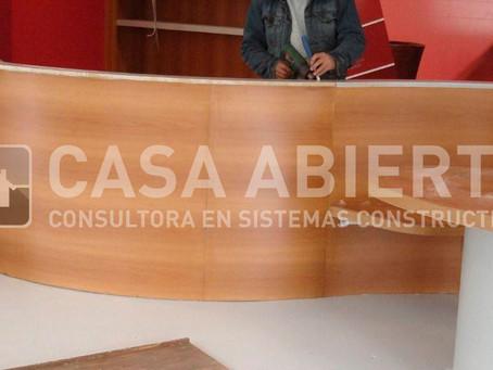 2008 | Reforma de local