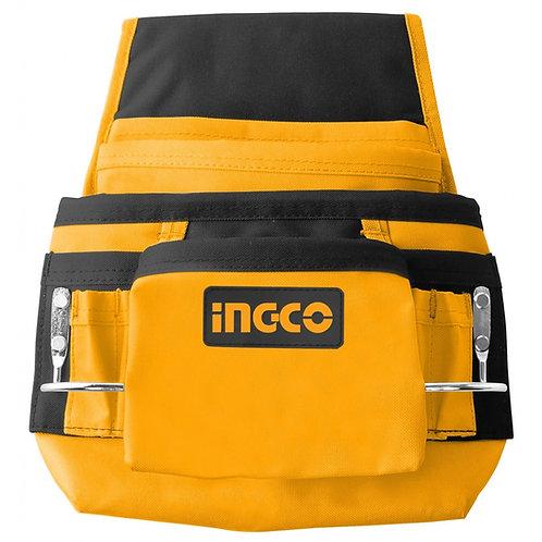 Porta herramienta con cinturón INGCO