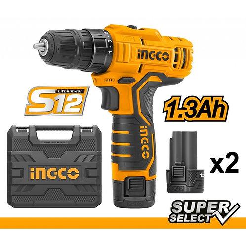 Atornillador 12V S12 SUPER SELECT INGCO