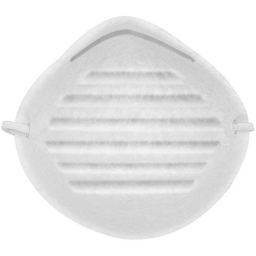 Mascarilla de papel sin filtro, 50 unidades INGCO