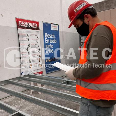 Instalador de Steel framing #176