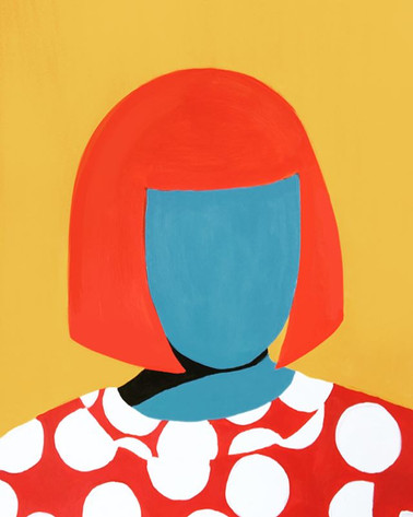 What I'd give to see Yayoi Kusama and he