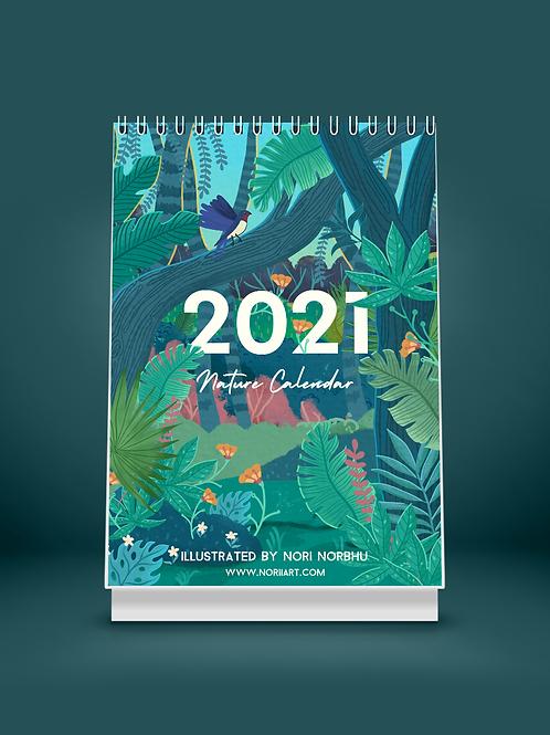 Nature Calendar 2021