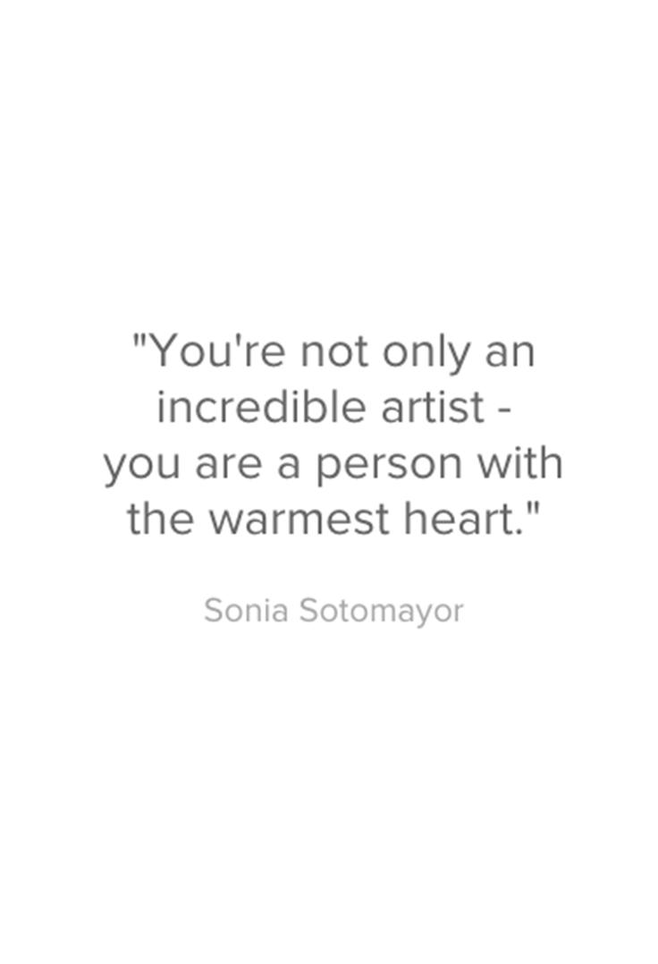 Sonia Quote