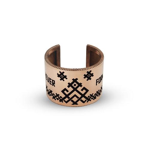 Bereginya Cuff Bracelet Bronze