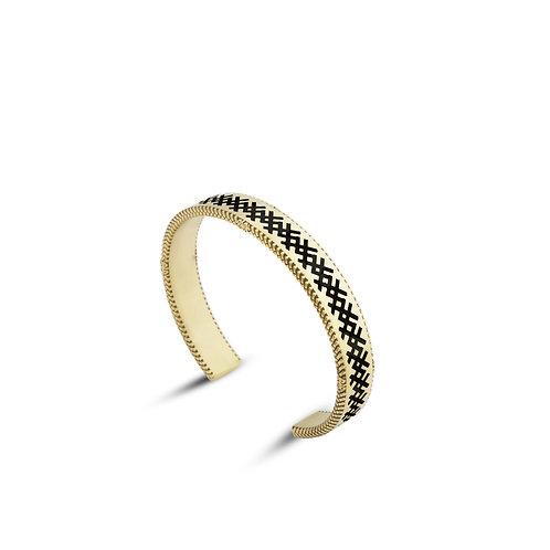 Zabor Bracelet Gold
