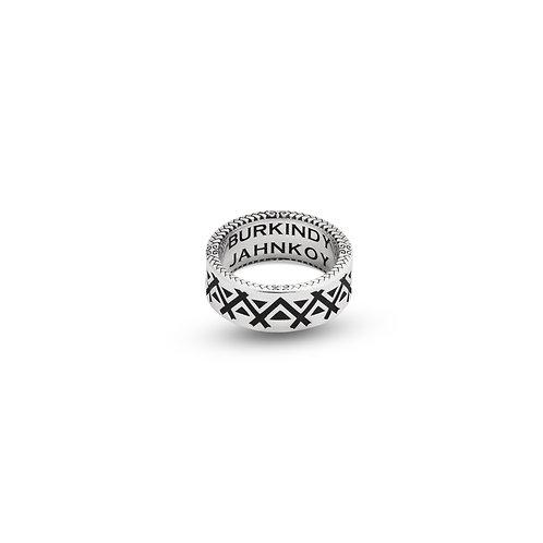 Zabor Ring Silver