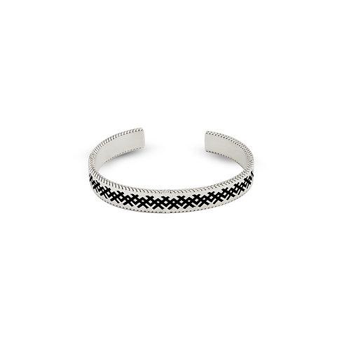 Zabor Bracelet Silver