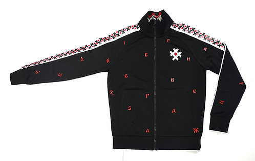 Bukvitsa Track Jacket Black