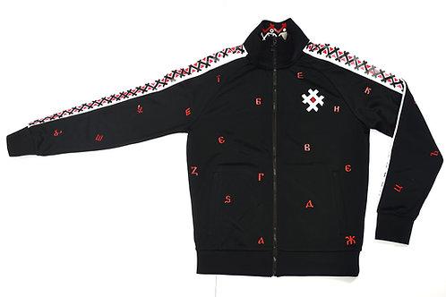 Bukvitsa Track Jacket Black