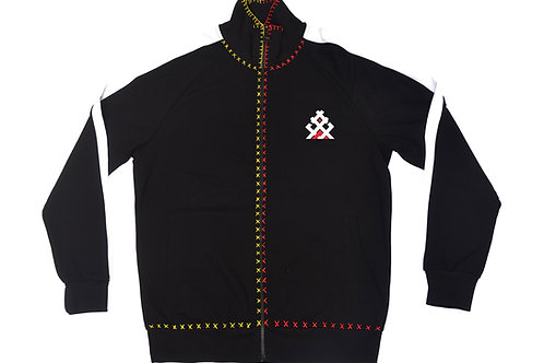 Bereginya Track Jacket Black
