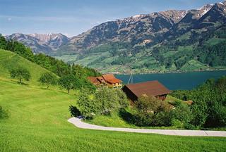 Stalden OW - Eine Oase mitten in der Schweiz