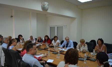 Среща на членове на УС на АБУЧ с националния омбудсман – г-жа Мая Манолова