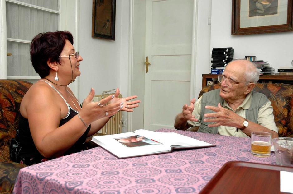 Валери Петров - спомен от срещите ни с него