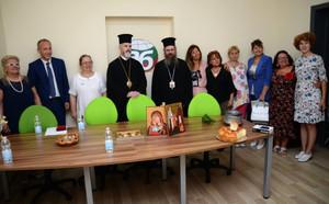 Освещаване на офиса на АБУЧ в София