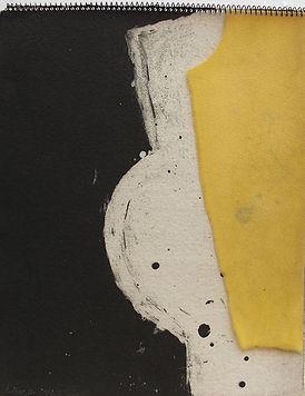 Aguatinta, barniz y espiral 38x30 cm
